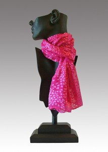 Pink-Scarf---DyeSigns-By-Pamela-Inc